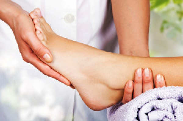 Types of Foot Therapy