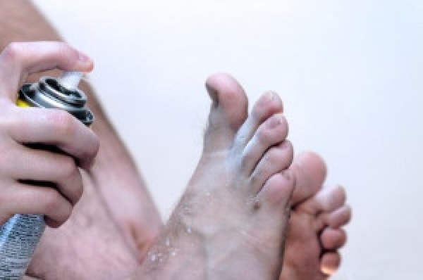 Good Foot Hygiene to Help Prevent Athlete's Foot